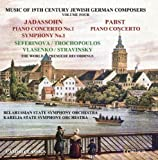 Music of 19th Century Jewish Germ