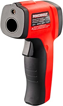 Powerbuilt Temperature Infrared Thermometer