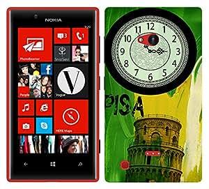Wow Premium Design Back Cover Case For Nokia Lumia 720