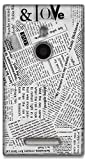 The Racoon Lean Good News hard plastic printed back case / cover for Nokia Lumia 925