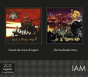 Coffret 2 CD (L'école du micro d'argent & De la planète mars)