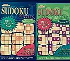 Kappa Sudoku Volumes # 224 & 225 by Kappa