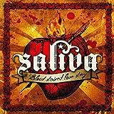 echange, troc Saliva - Blood Stained Love Story
