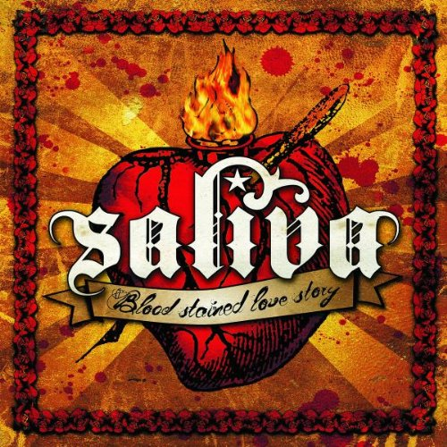 Saliva-Blood Stained Love Story-CD-FLAC-2007-mwnd Download