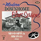 Modern Downhome Blues Sessions Vol 2 - Mississippi & Arkansas - 1952