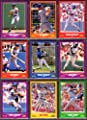 Seattle Mariners 1988 Score Baseball Master Team Set with Year-End Rookie and Traded Cards