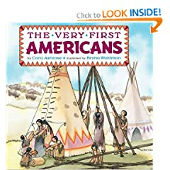 The Very First Americans (Reading Railroad) by Cara Ashrose