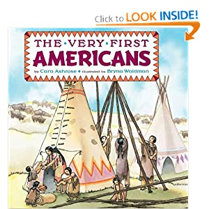 The Very First Americans (Reading Railroad) by Cara Ashrose and Bryna Waldman