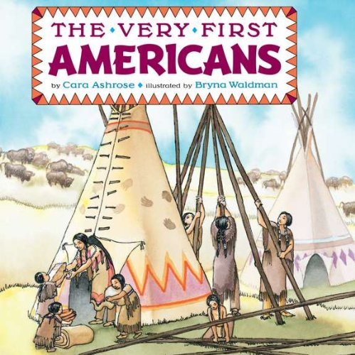 The Very First Americans (Reading Railroad)