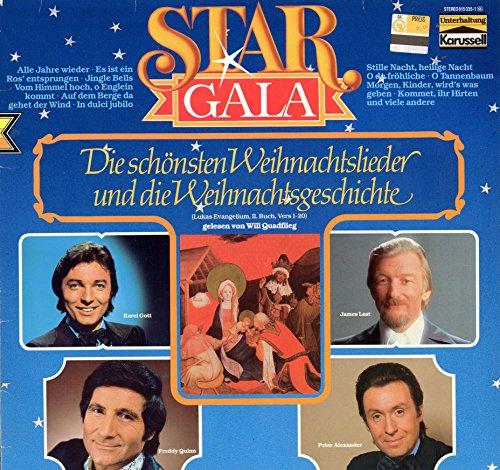 James Last - Star Gala-Die Schã¶nsten Weihnachtslieder Und Die Weihnachtsgeschichte (12
