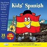 Kids' Spanish: First Steps in Children's Language Learning: First Steps in Learning