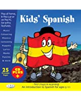Kids' Spanish: First Steps in Learning