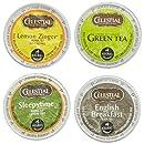 Celestial Seasonings Tea Sampler, K-Cup Portion Pack for Keurig K-Cup Brewers, 22-Count