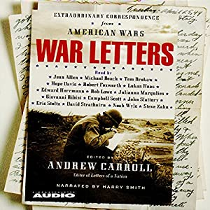 War Letters Audiobook