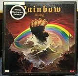 Rainbow - Rising - Polydor - OY-1-1601 - Canada - Gatefold VG++/VG++ LP