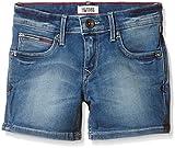 Tommy Hilfiger Denim Short Gmw-short Niños    Azul Blue (Georgianna Mid Wash) 40