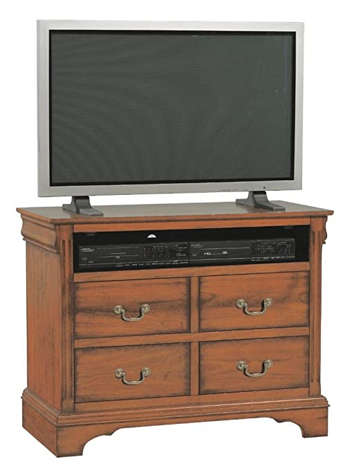 "Cherry 42"" TV Chest by Winners Only - Renaissance Cherry (B1044N)"