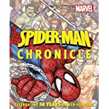 Spider-Man Chronicle: A Year by Year Visual History ~ Alan Cowsill