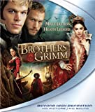 Image de Brothers Grimm [Blu-ray]