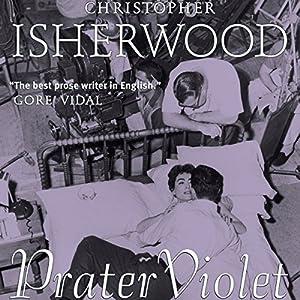 Prater Violet Audiobook