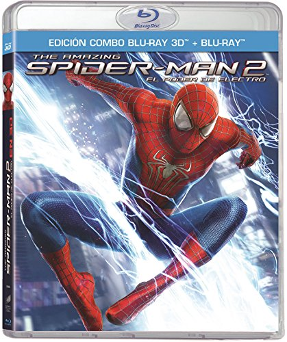 The Amazing Spider-Man 2 (Blu-ray 3D + Blu-ray) [Blu-ray]