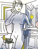 img - for Roy Lichtenstein: Interiors book / textbook / text book