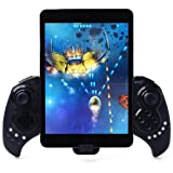 IPEGA PG-9023 Telescopic Wireless Bluetooth Game Controller Gamepad for iPhone iPod iPad iOS System, Samsung Galaxy Note HTC LG Android Tablet PC