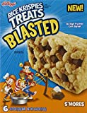 Rice Krispies Treats Blasted, S'mores, 4.68 Ounce (Pack of 12)
