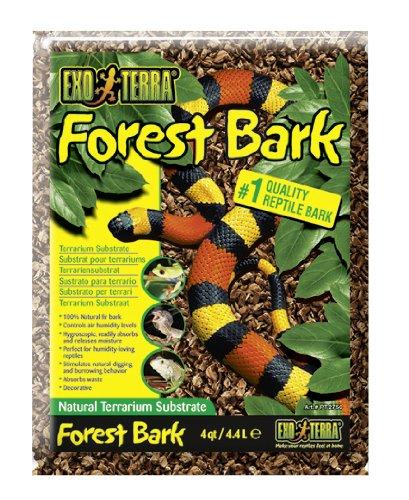 Exo Terra PT2750 Terrarium Substrat Forest Bark 4.4 L