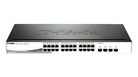 D-Link DGS-1210-24 Switch 24 Ports