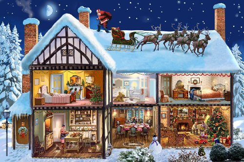 ... Night Before Christmas Jigsaw Puzzle (1000 Pieces) from hundreds of  users, plus ratings, advice and prices to help you pick the right products  for you.