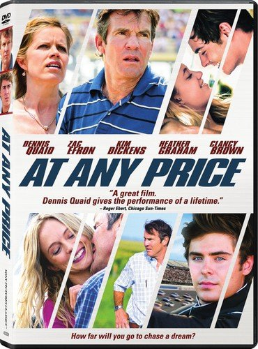 DVD : At Any Price (Ultraviolet Digital Copy, Dolby, AC-3, Widescreen, )