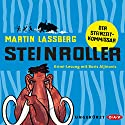 Steinroller: Der Steinzeitkommissar Audiobook by Martin Lassberg Narrated by Boris Aljinovic