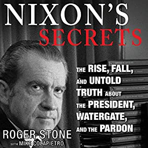 Nixon's Secrets Audiobook