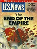 img - for U.S. NEWS   WORLD REPORT, SEPTEMBER 9, 1991: THE END OF THE EMPIRE, CRISIS IN THE USSR, THE SHAPE OF A NEW UNION, PURGING THE COMMUNISTS, WHO CONTROLS THE NUCLEAR WEAPONS? book / textbook / text book