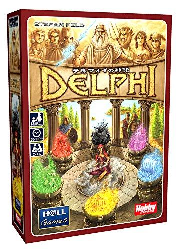 デルフォイの神託(Oracle of Derphi)