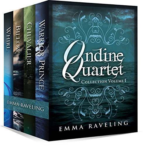Ondine Quartet Collection by Emma Raveling ebook deal