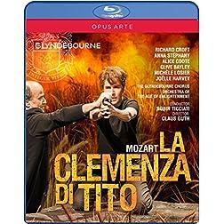 Mozart: La clemenza di Tito [Blu-ray]