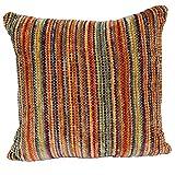 Brentwood Originals 1784 Streamers Decorative pillow, Warm Multi