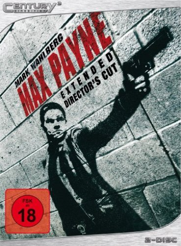Max Payne (2 DVDs, Extended Director's Cut + Kinoversion)