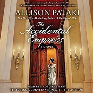 The Accidental Empress Audiobook