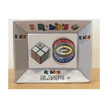 Pack Rubiks Cube 2X2 et Anneau ring
