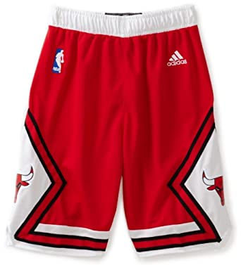 NBA Chicago Bulls Swingman Road Short - R28Ewbbu Youth by adidas