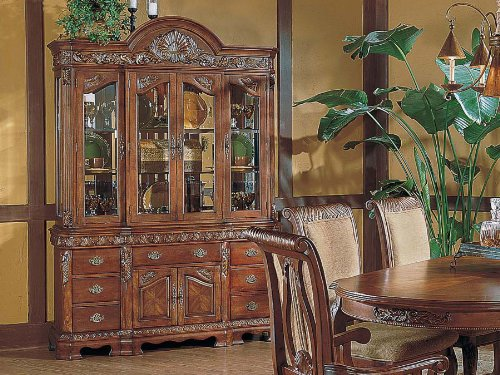 Classico Cherry Dining Room China Cabinet