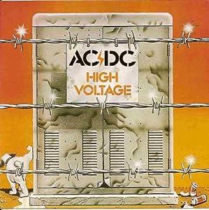 AC/DC - High Voltage (Australian Edition)