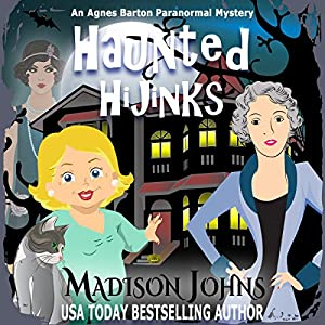 Haunted Hijinks Audiobook