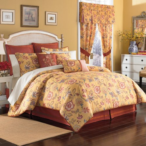 Croscill Jardin Comforter Set back-1034896
