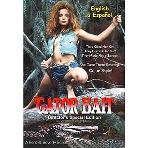 Amazon.com: Gator Bait (1974): Claudia Jennings, Sam
