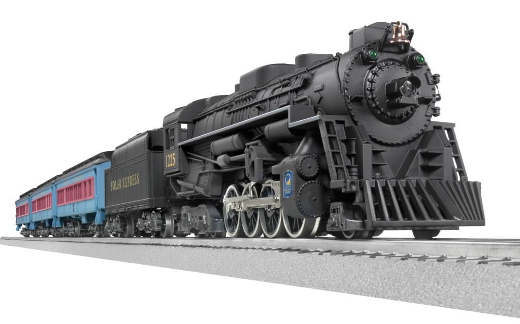 Lionel train layouts
