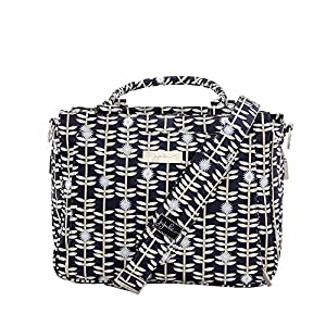 Ju-Ju-Be Be Classy Messenger Diaper Bag - Dandy Lines from Ju Ju Be